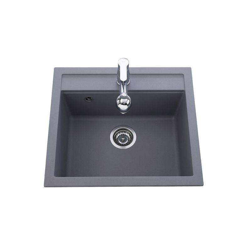 evier 1bac sans gouttoir granit simplex 4 coloris pictures to pin on pinterest. Black Bedroom Furniture Sets. Home Design Ideas