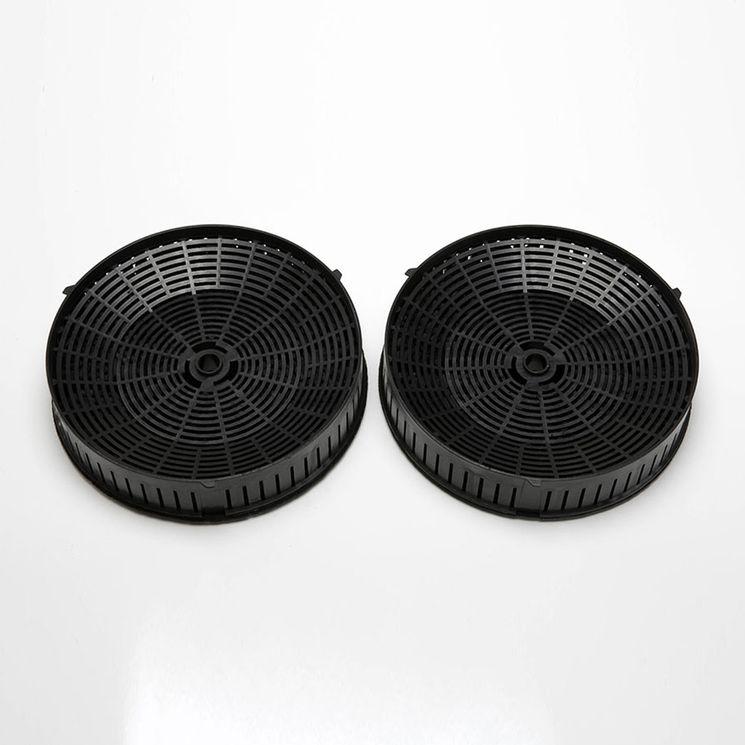 Filtre à charbon (x2) pour hotte Elica SHIRE / STRIPE / MAJESTIC / BOX IN / BELT/ HIDDEN / ELLE