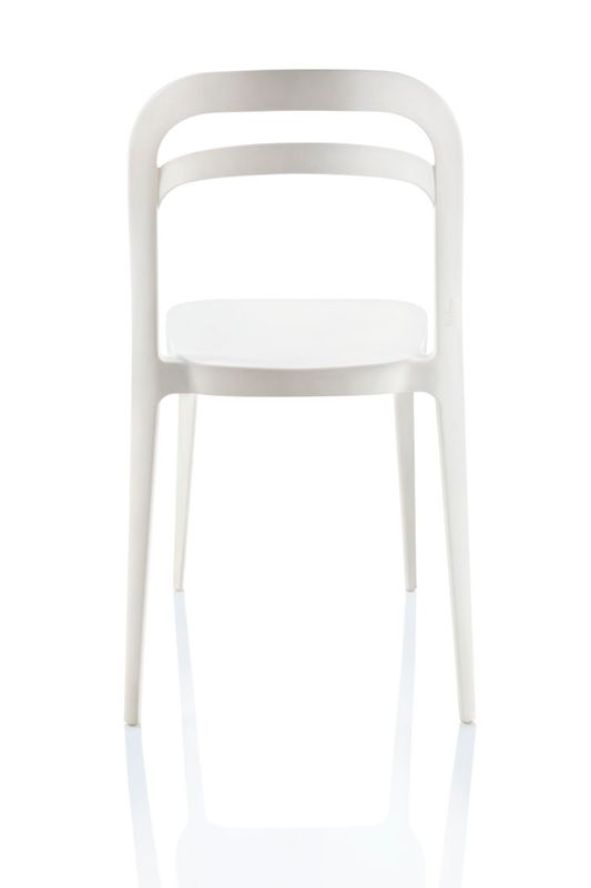 Table rabattable cuisine paris chaise blanche but - Chaises laquees blanches ...