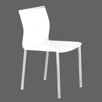 Chaise SISSI blanche