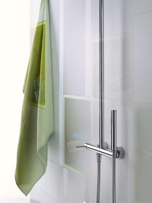 Vente colonne de douche chrom e robinetterie miro pour - Vente colonne de douche ...